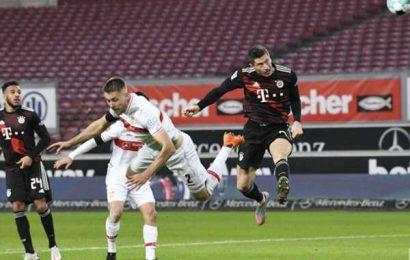 Football PIX: Bayern made to sweat; Inter win