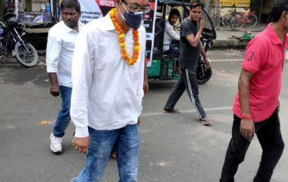 The Oxford alumnus fighting the Bihar election