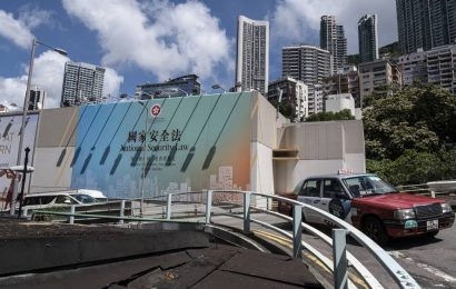 Top Chinese official for Hong Kong signals more changes to law