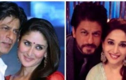 Happy birthday, Shah Rukh Khan: Kareena Kapoor, Madhuri Dixit, Mahesh Babu and other celebs pour in heartfelt wishes for SRK — view tweets