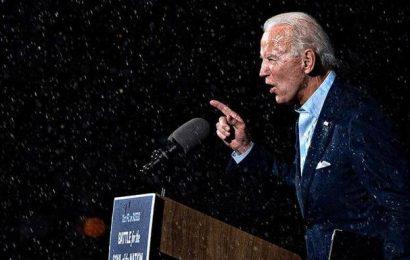 NCP sees similarities in Biden, Pawar's 'rain rallies'