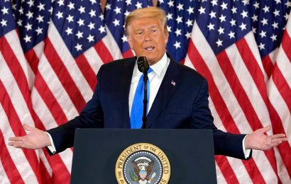Trump accuses Biden campaign of fraud, says will move US Supreme Court