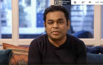 Pune: From spirituality of Sufi music to the power of Matrix, Rahman shares views with FTII students