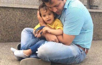 Shweta Tiwari-Abhinav Kohli's fight for son Reyansh intensifies; the latter shares videos of how he's allegedly kept away from his son