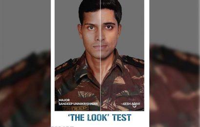 Adivi Sesh Major Look Test