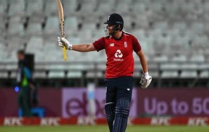 SA vs Eng first T20I   Jonny Bairstow guides England to victory