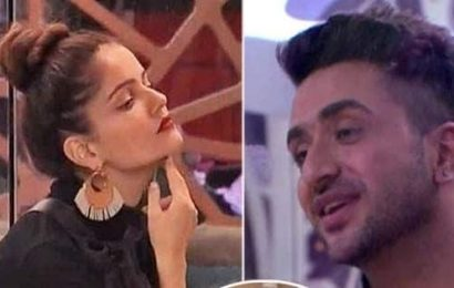 Bigg Boss 14: Do you think Jasmin Bhasin's decision to save Aly Goni over Rubina Dilaik was right? Vote now