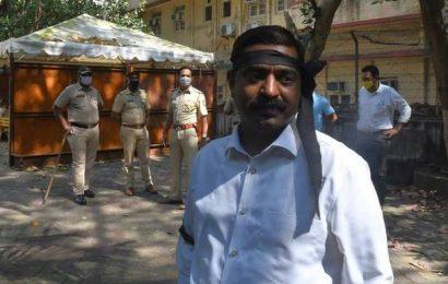 Palghar lynching: BJP MLA Kadam detained ahead of protest march