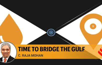 India must seize the new strategic possibilities with the Gulf