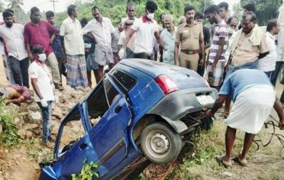 Four killed in accident