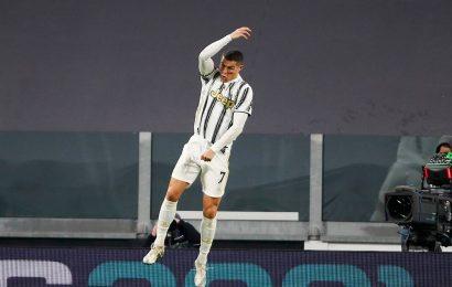 Watch: Cristiano Ronaldo scores twice as Juventus beat Cagliari