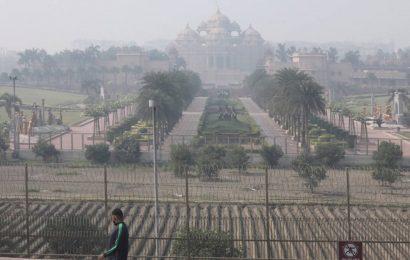 Capital reels under worst air quality so far
