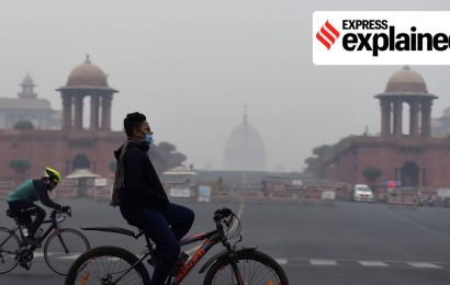 Explained: Delhi and other parts of north India are bracing for near cold wave conditions, here is why