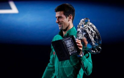 Australian Open crowds at 10% capacity would be a boon: Novak Djokovic