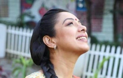 Anupamaa: After huge TRPs, Rupali Ganguly pens emotional note for makers; writes, 'You have pushed me beyond my limits'