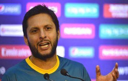 Lankan Premier League   Afridi to lead Galle Gladiators