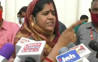 MP bypoll: BJP candidate Imarti Devi barred from campaigning for one day