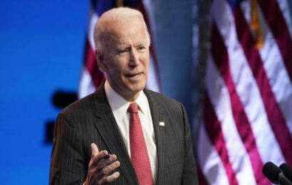 Joe Biden certified as winner of Pennsylvania presidential vote
