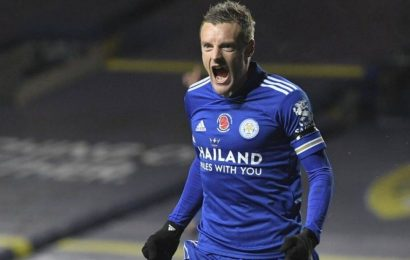 Premier League: Jamie Vardy-inspired Leicester making another strong start, Fulham beat West Brom