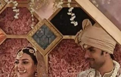 Kajal Aggarwal's husband, Gautam Kitchlu, shares a morning-after-their-wedding picture of the actress, and it's all hearts
