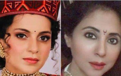 After criticising Kangana Ranaut for comparing Mumbai with PoK, Urmila Matondkar to join Shiv Sena on Tuesday