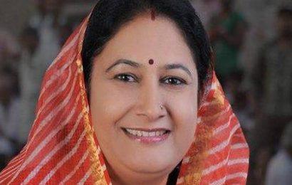 BJP MLA Kiran Maheshwari dies after testing positive for COVID-19