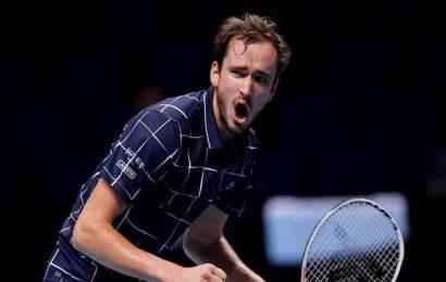 ATP Finals   Daniil Medvedev beats Nadal to set up Thiem title match