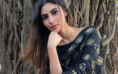 Let Brahmastra actress Mouni Roy teach you how to strike poses in ethnic wear — view pics
