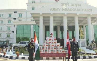 Army Chief Gen Naravane meets Nepal counterpart, discusses ways to boost cooperation between armies