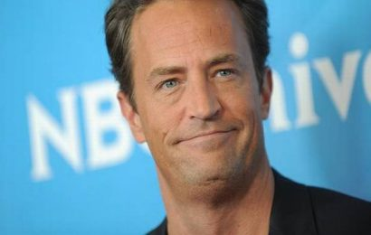 Matthew Perry announces engagement to girlfriend Molly Hurwitz