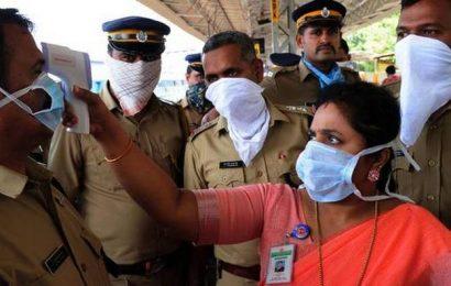 Kerala's cases cross 8,500 on higher testing