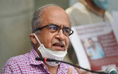No nod for contempt case against Prashant Bhushan