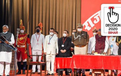 First cabinet meet of new Bihar govt approves 5-day legislature session