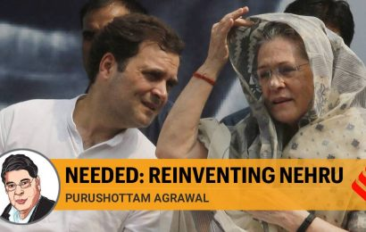Congress must work on its inability to frame issues in context of strong nation