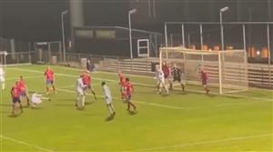 Watch: Danish defender assists himself with bicycle kick, scores with scissor kick
