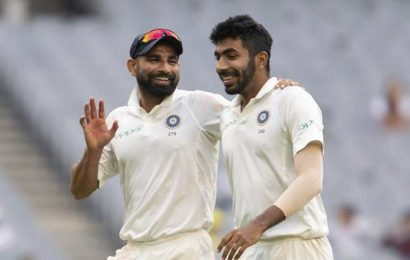 Jasprit Bumrah, Mohammed Shami to be rotated in T20Is against Australia