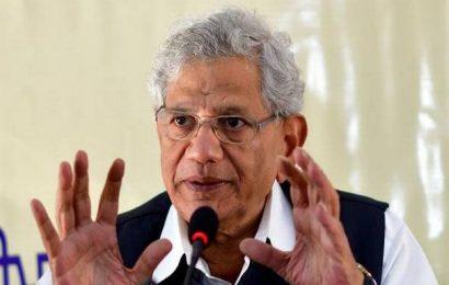 Amendment to Kerala Police Act | It shows Left govt's responsiveness: Sitaram Yechury