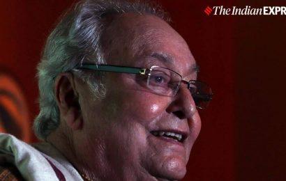 Marginal improvement in Soumitra Chatterjee's health: Doctors