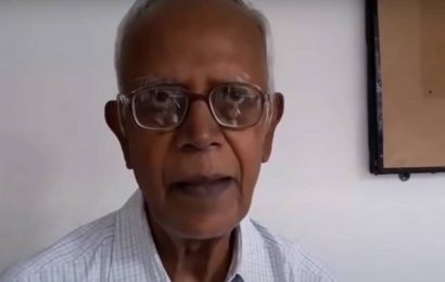 'Parkinson's is recognised as disabling': NPRD seeks NHRC's intervention in Stan Swamy's case