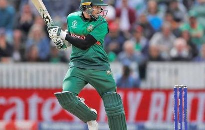 Ban was a blessing in disguise: Shakib