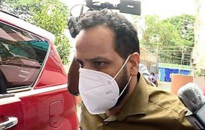 Bineesh Kodiyeri remanded in judicial custody till November 25