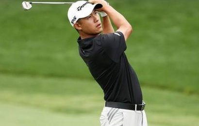 Morikawa not intimidated by Masters challenge