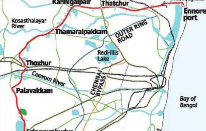 Work on peripheral ring road phase 2 to begin in February