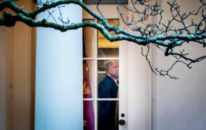 Trump floats improbable survival scenarios as he ponders his future