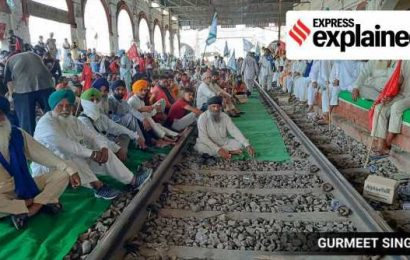 Explained: The Railways network in Punjab, and how it has been impacted by the ongoing protests