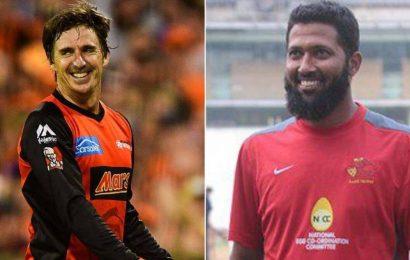 Wasim Jaffer mercilessly trolls Brad Hogg for raising doubt on Rohit's place in Test XI