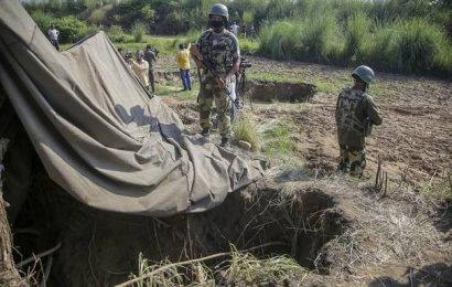 Massive anti-tunnelling operation on along International Border in Jammu and Kashmir's Samba