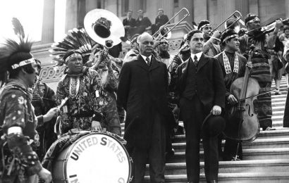 Before Kamala Harris, this vice president broke a racial barrier