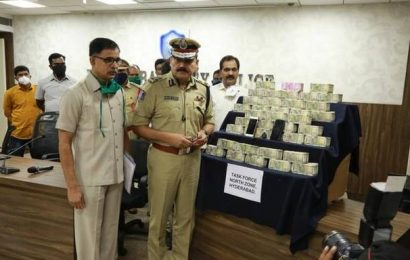 ₹1 crore unaccounted cash seized from BJP candidate's brother-in-law