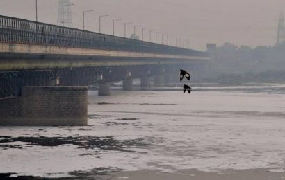 Two industrial units sealed in Delhi for polluting Yamuna